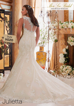 VOZO - Mori Lee Bridal