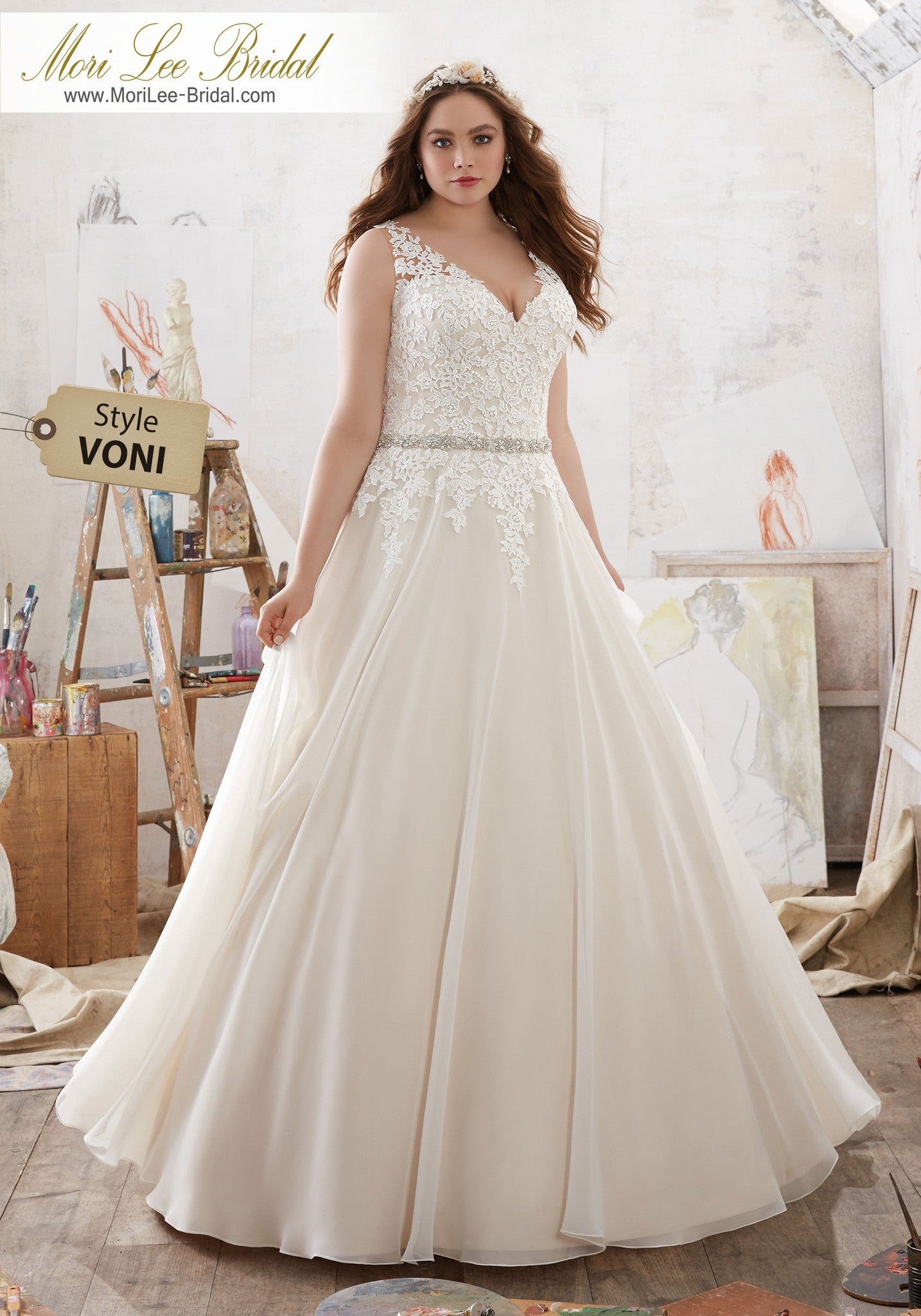 VONI - Mori Lee Bridal