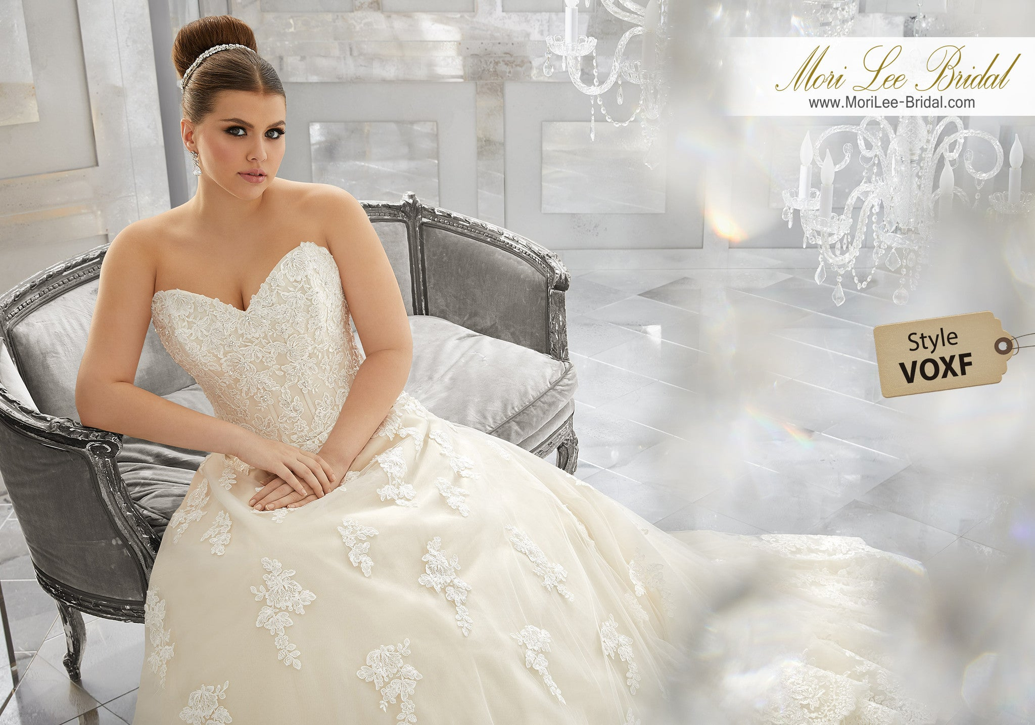 VOXF - Mori Lee Bridal