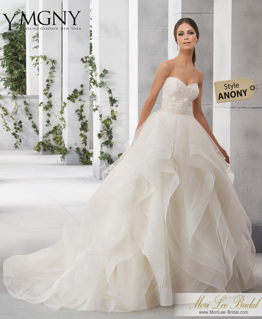 ANONY - Mori Lee Bridal