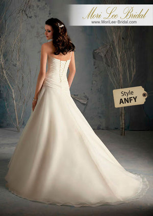 ANFY* - Mori Lee Bridal