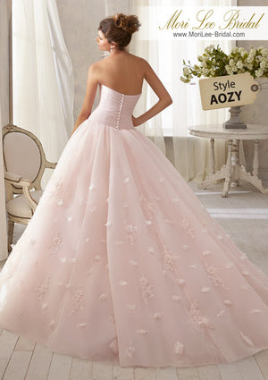 AOZY* - Mori Lee Bridal