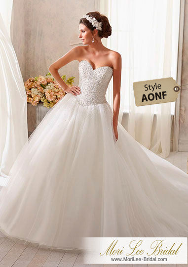AONF - Mori Lee Bridal