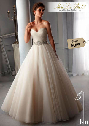 AOEF - Mori Lee Bridal