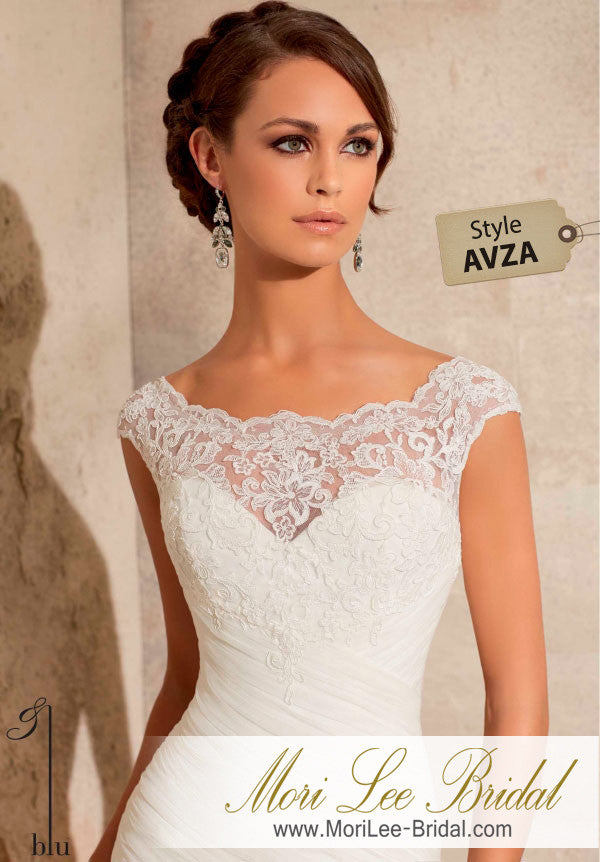 AVZA* - Mori Lee Bridal