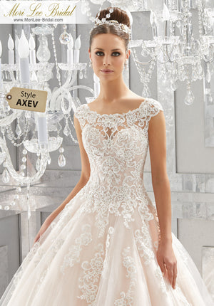 AXEV - Mori Lee Bridal