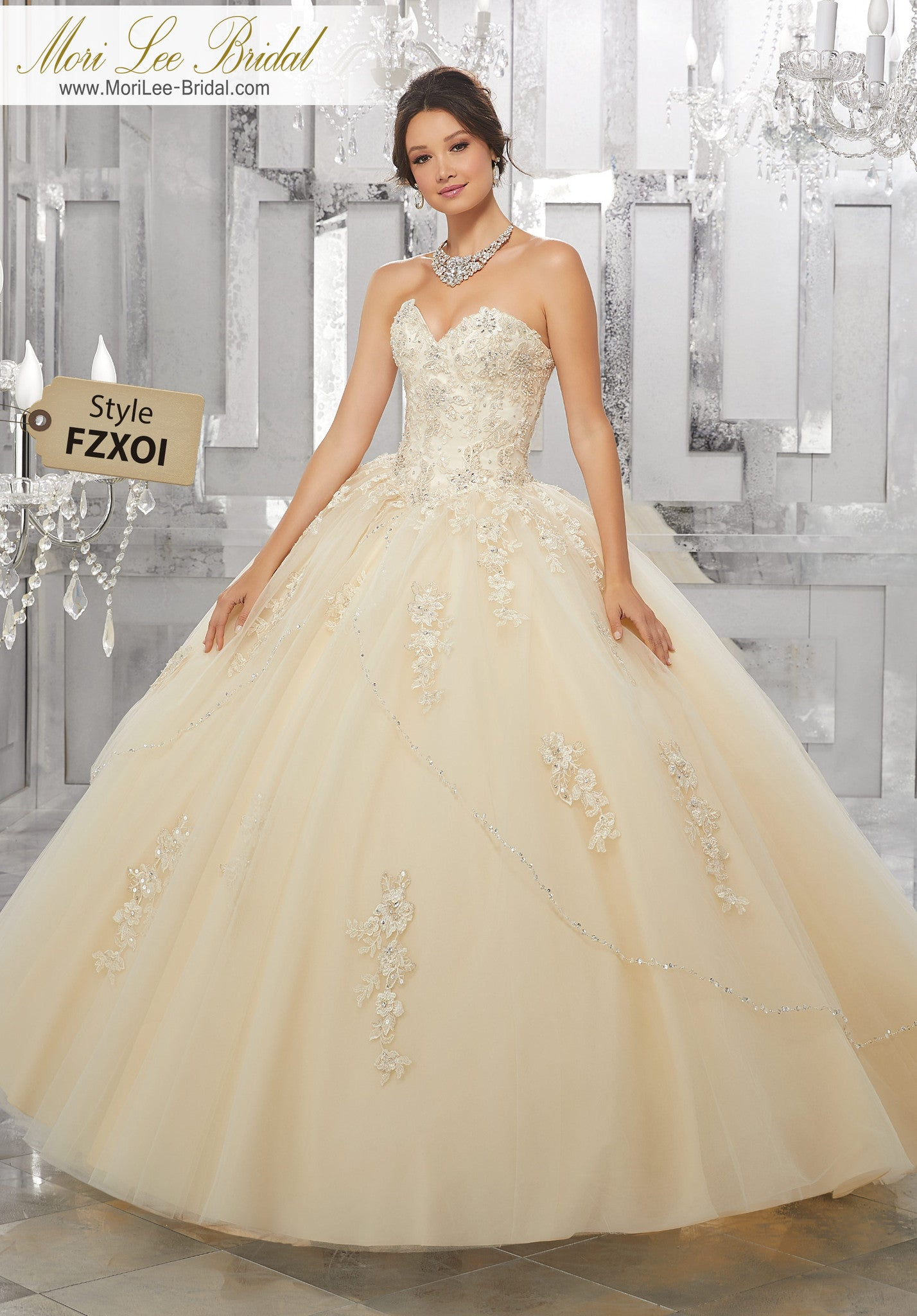 FZXOI* - Mori Lee Bridal