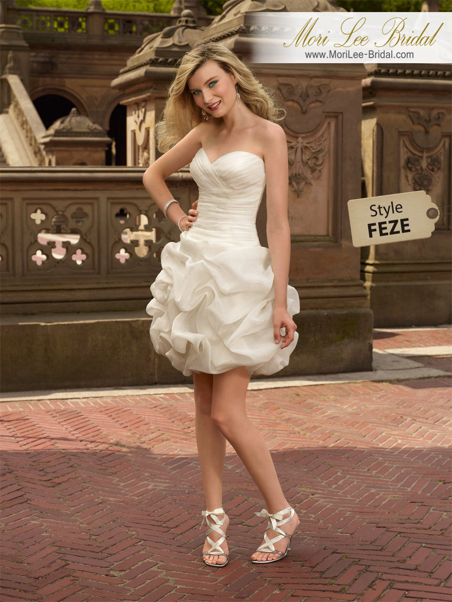 FEZE* - Mori Lee Bridal