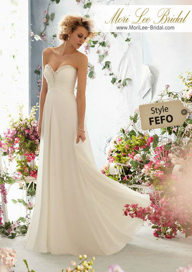 FEFO* - Mori Lee Bridal