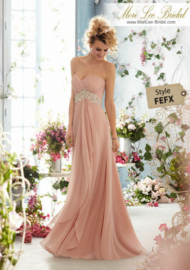 FEFX* - Mori Lee Bridal