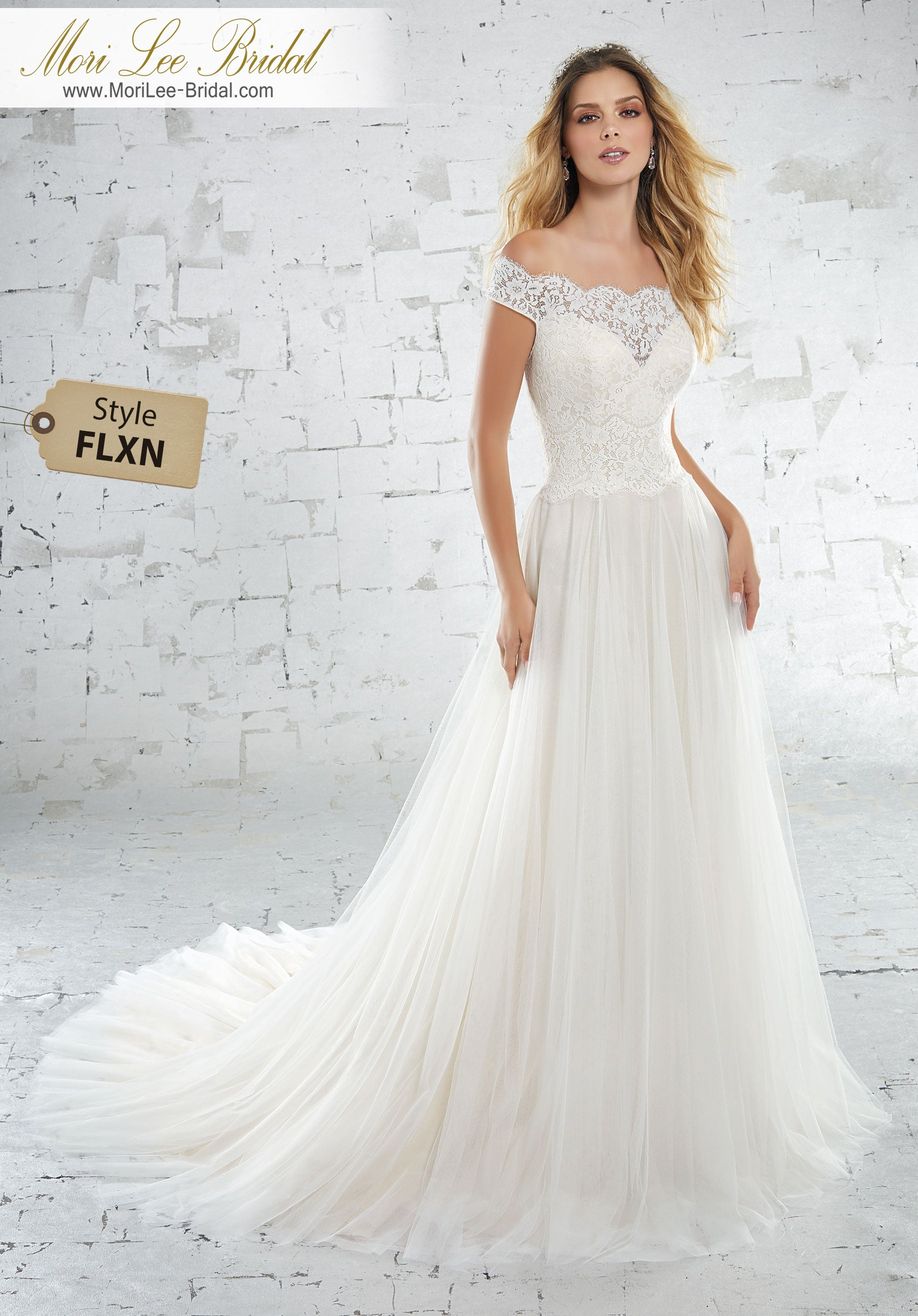 FLXN - Mori Lee Bridal