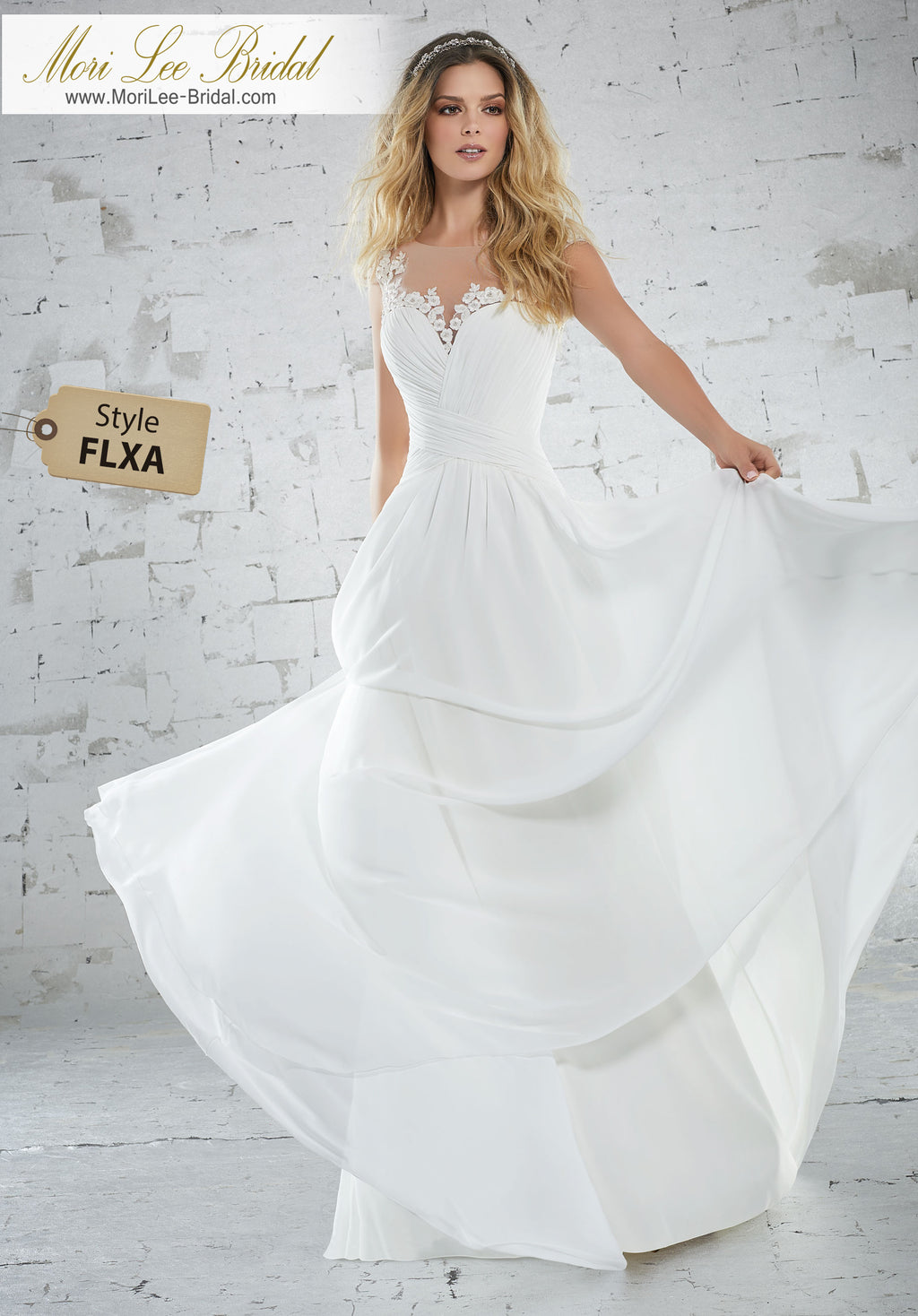 FLXA - Mori Lee Bridal