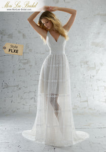 FLXE - Mori Lee Bridal