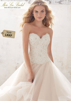 LNXF* - Mori Lee Bridal