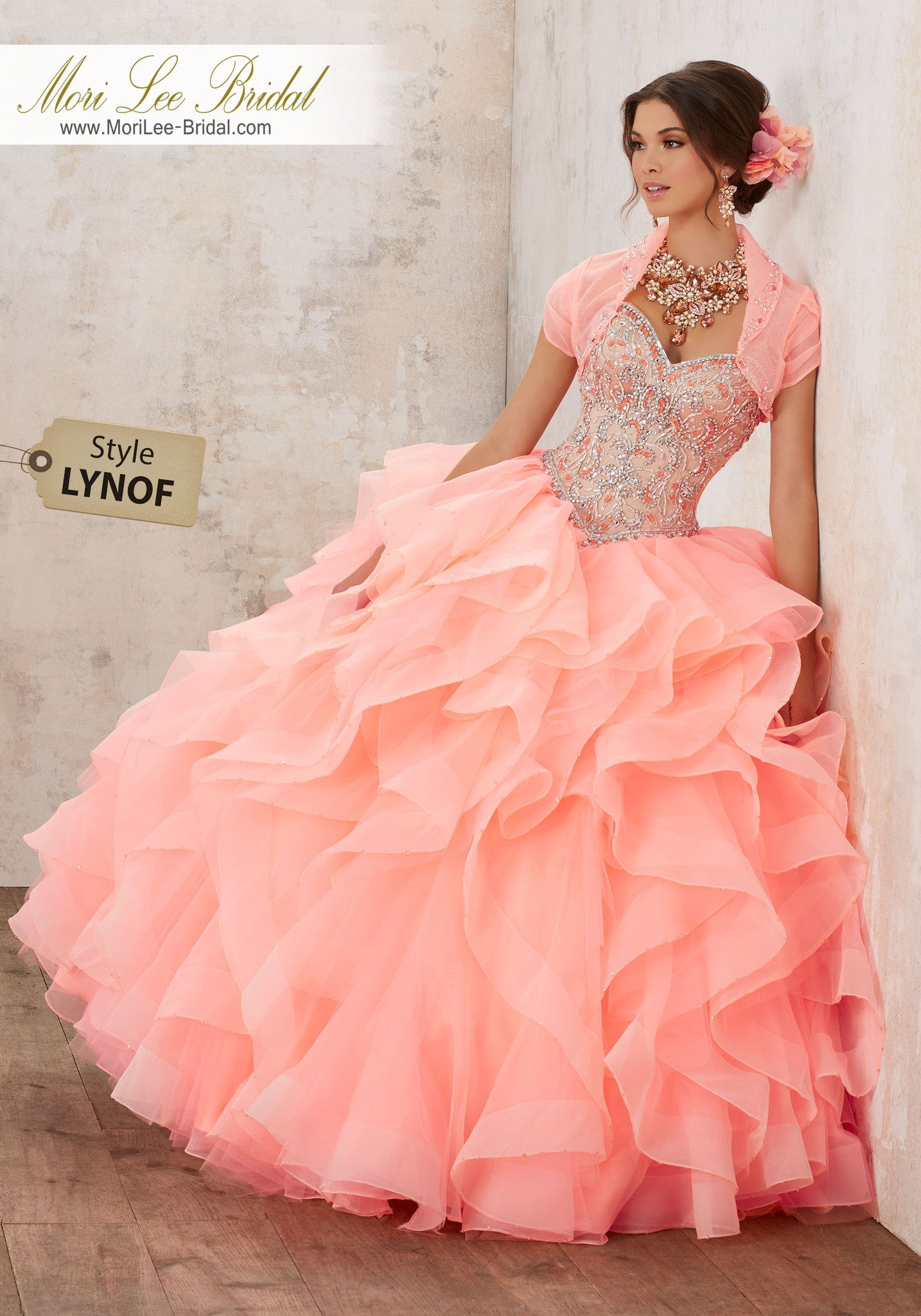 LYNOF - Mori Lee Bridal