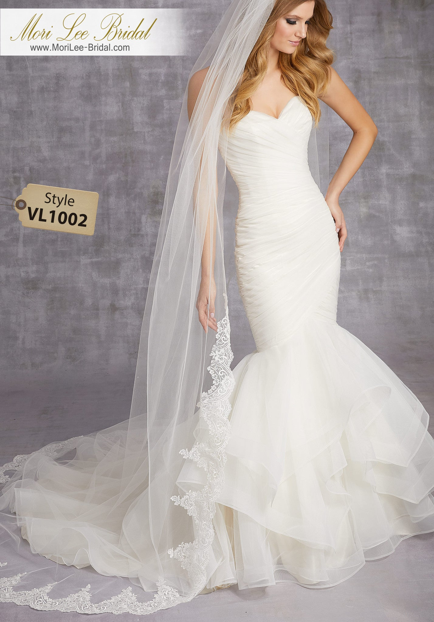 VL1002F - Mori Lee Bridal