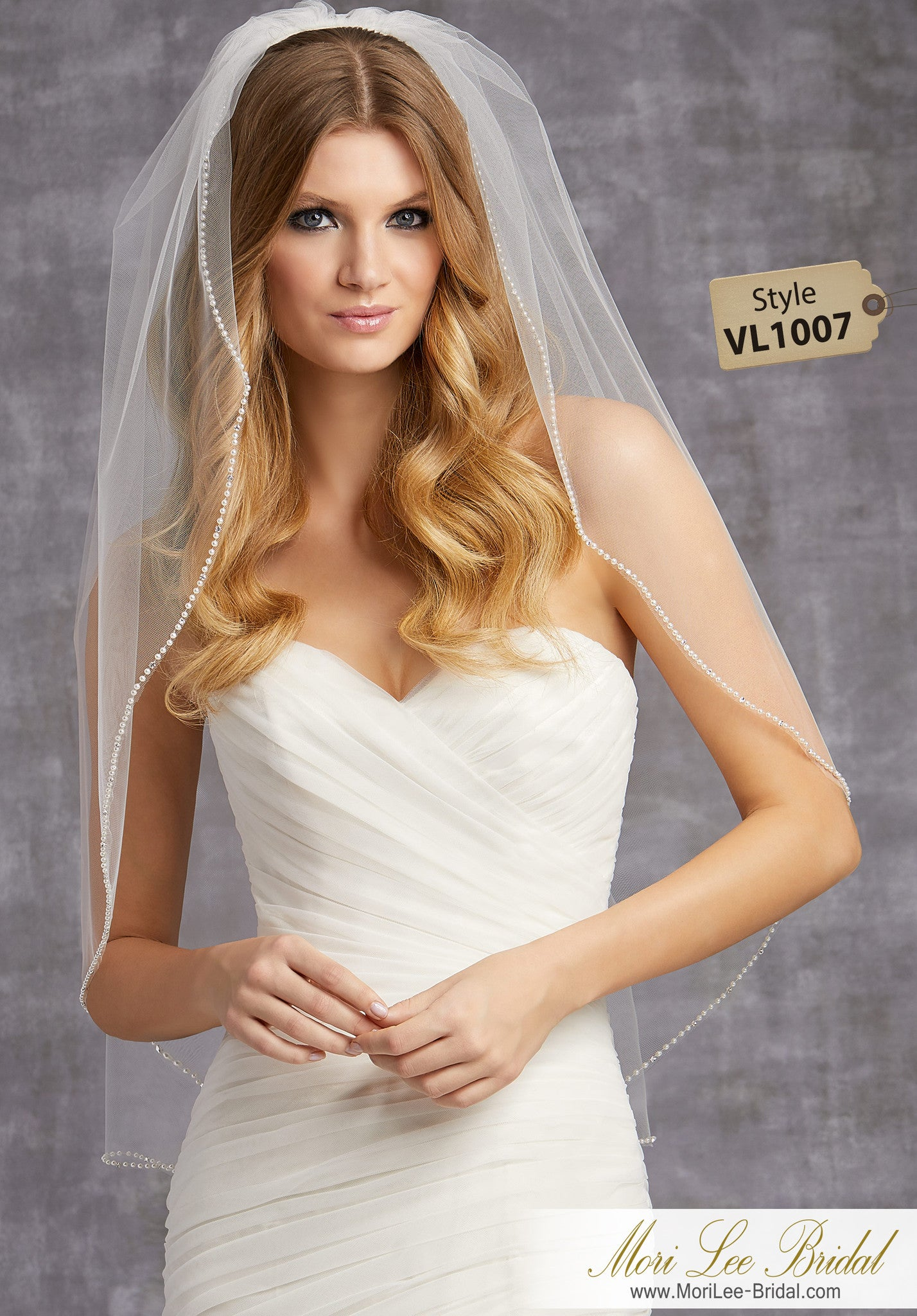 VL1007F - Mori Lee Bridal
