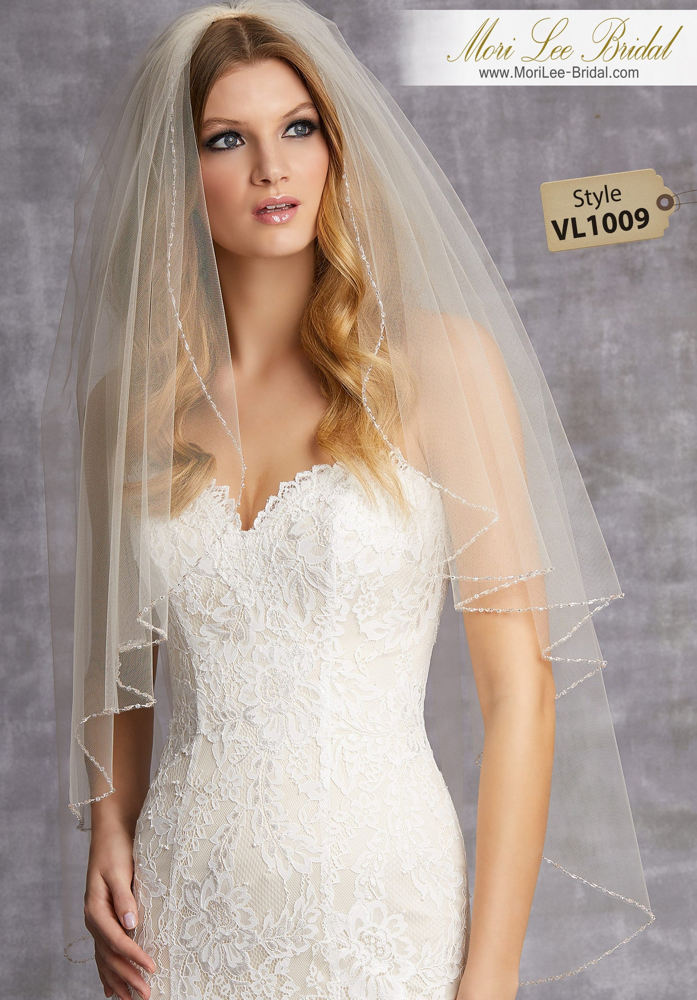 VL1009F - Mori Lee Bridal