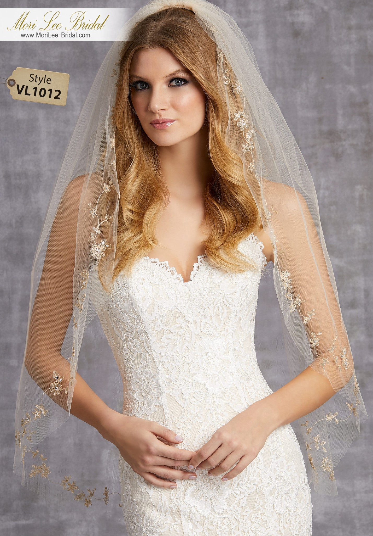 VL1012F - Mori Lee Bridal