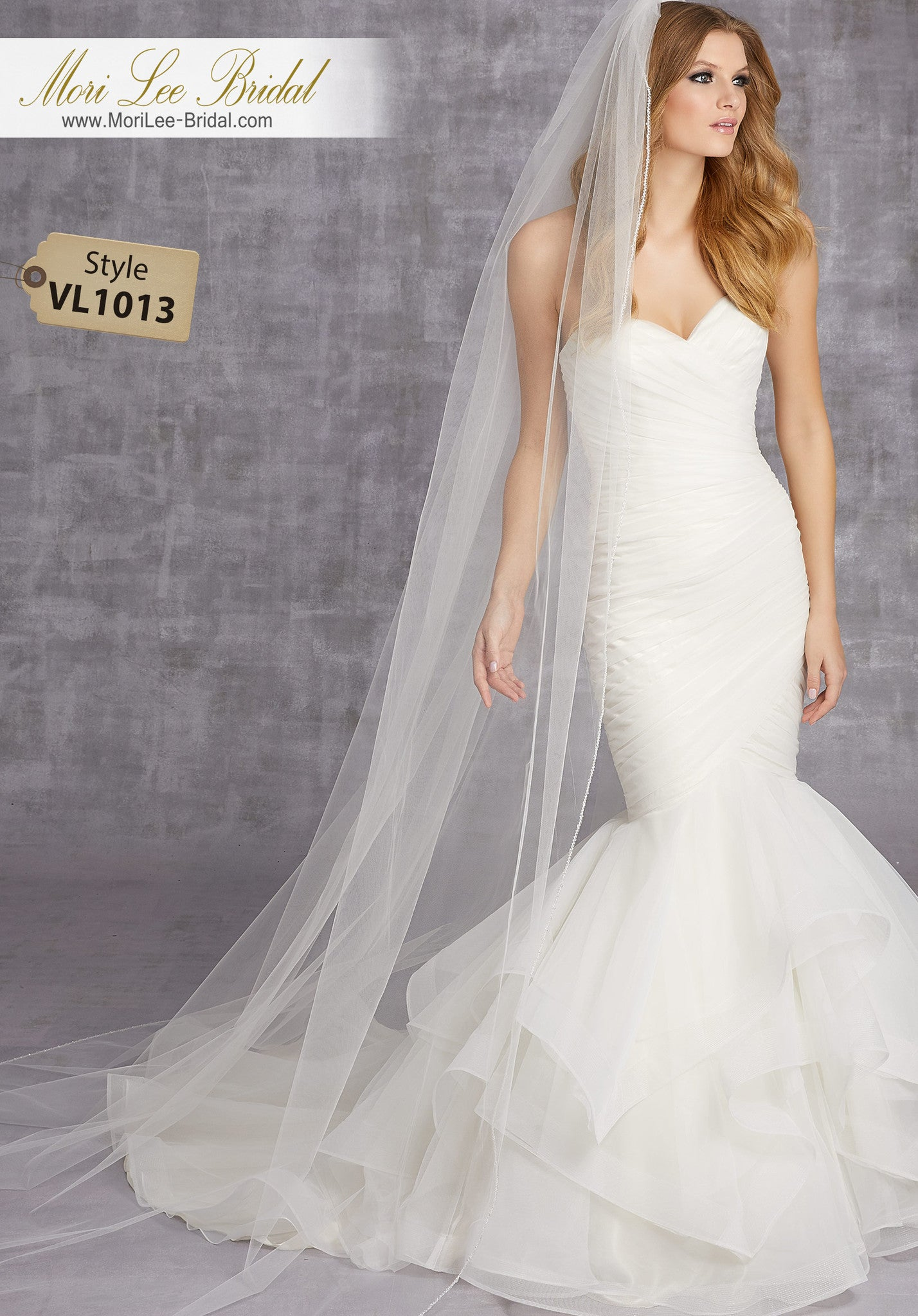 VL1013F - Mori Lee Bridal
