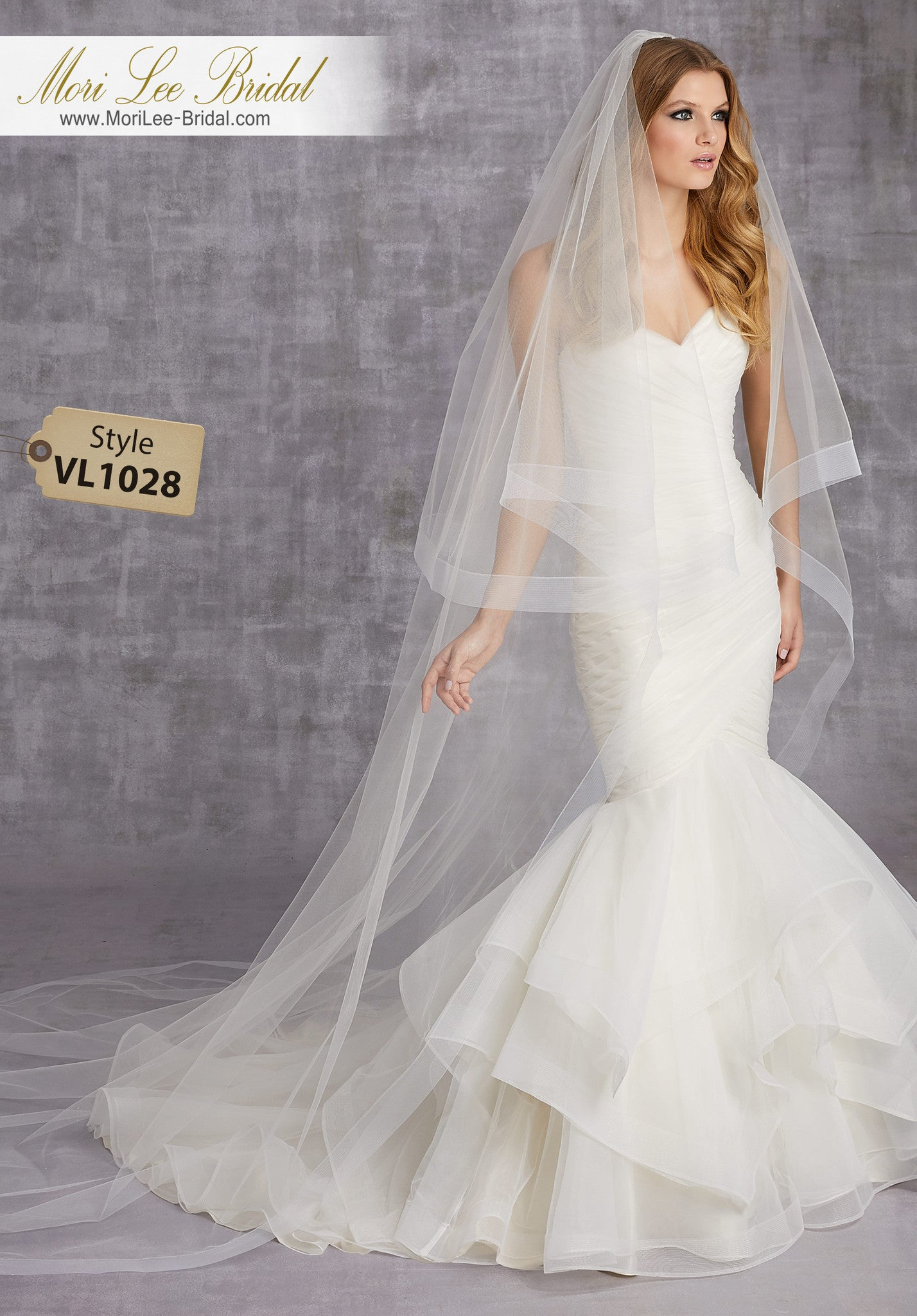 VL1028C - Mori Lee Bridal