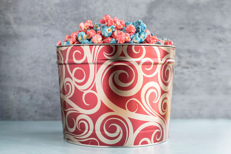 Cotton Candy Gourmet Popcorn