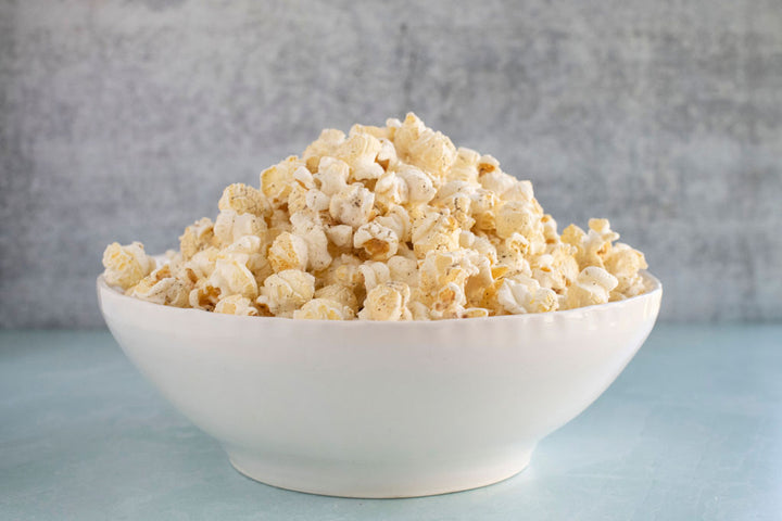 Cracked Pepper and Sea Salt Gourmet Popcorn