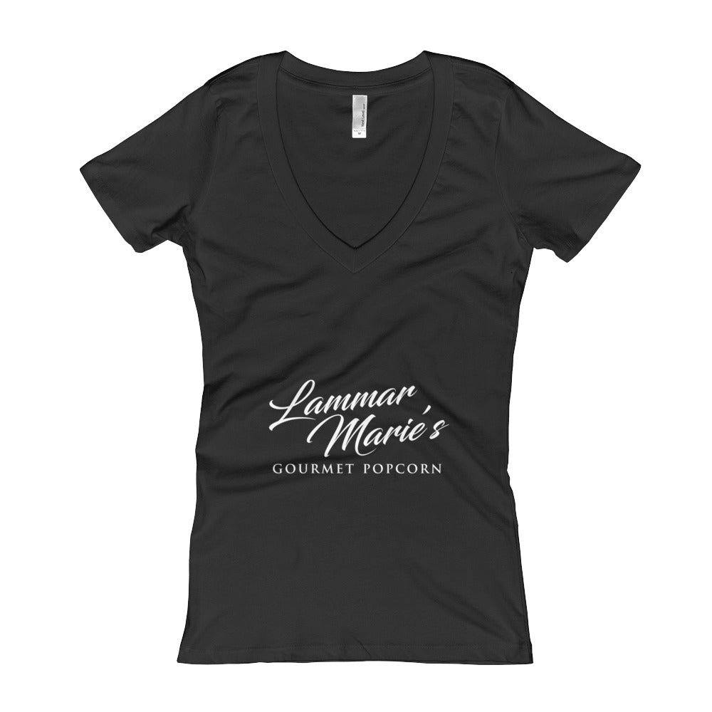 Lammar Marie Women's V-Neck T-shirt