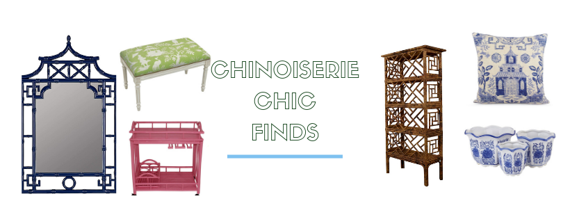 Chinoiserie-Chic Home Finds