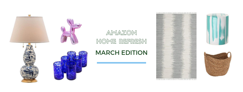 Amazon Home Refresh - March 2019