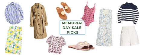Memorial Day Sale Round Up!