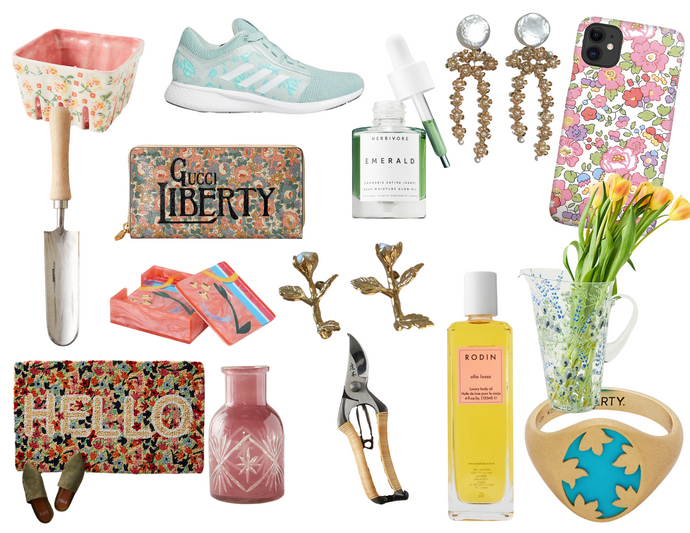 Gift Guide: The Flower Child