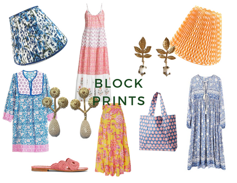 Wednesday Inspo July 10: Block Prints