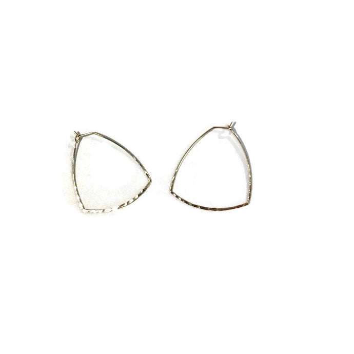 Hammered Hoops - Stirrup