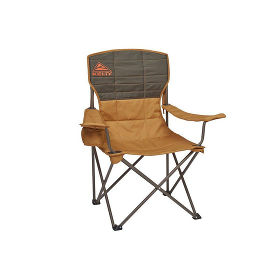 Kelty Deluxe Lounge Seat-Camping Chair-Kelty-Brown/Beluga-GetOutland.com