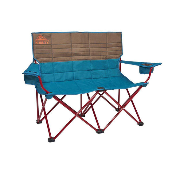 Kelty Loveseat-Camping Chair-Kelty-Deep Lake/Fallen Rock-GetOutland.com