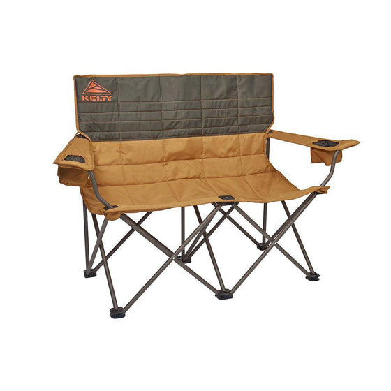 Kelty Loveseat-Camping Chair-Kelty-Brown/Beluga-GetOutland.com
