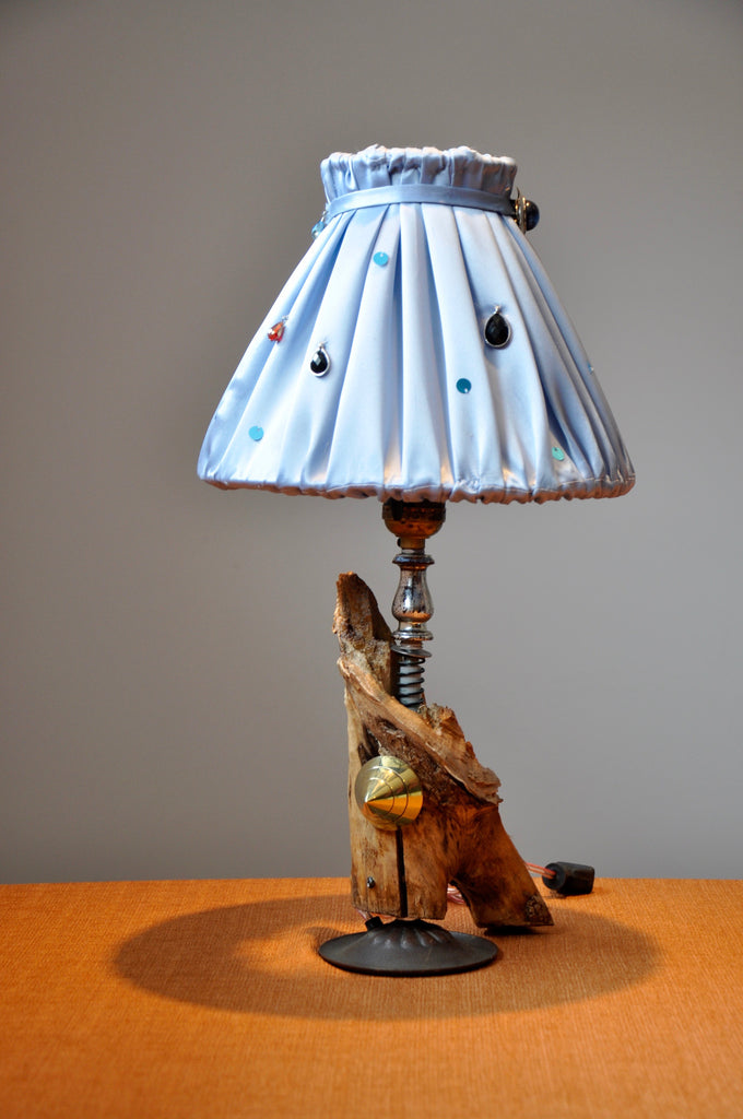 Bejewelled Lamp