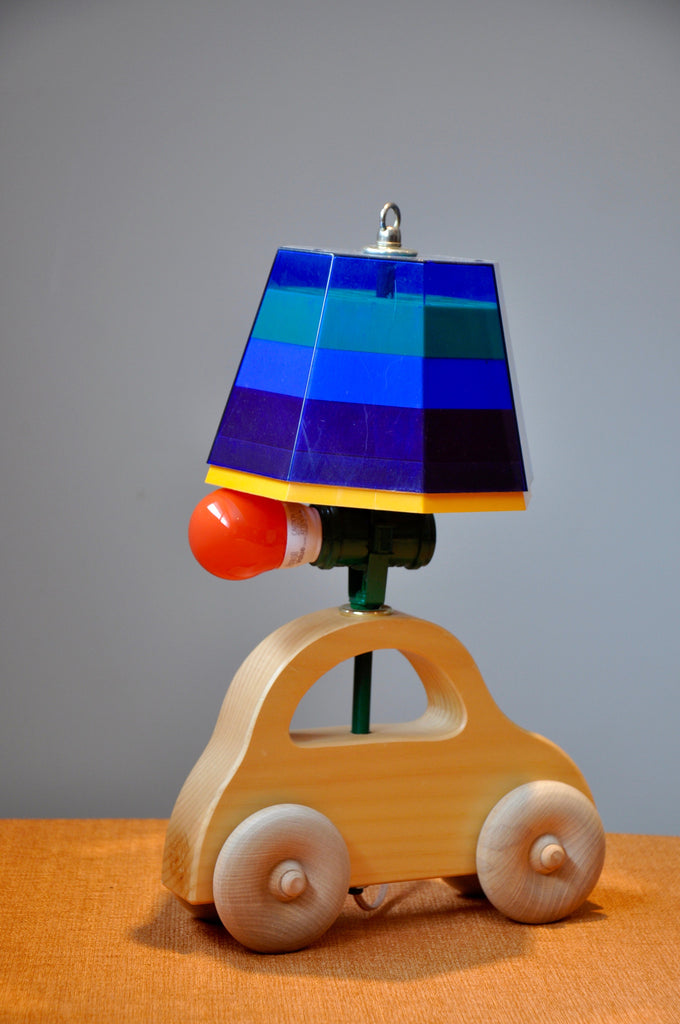 First Car Lamp