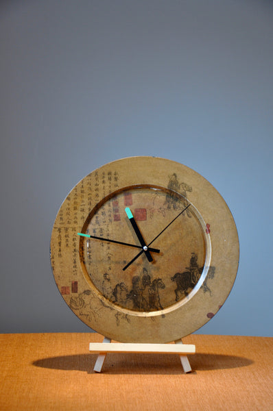 Decorative Plate Clock