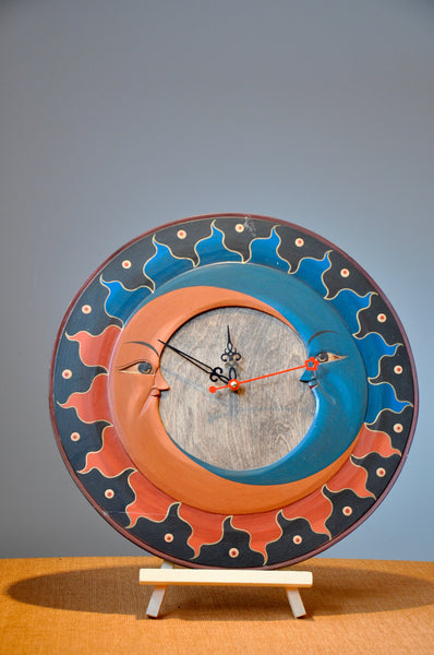 Sun and Moon Clock