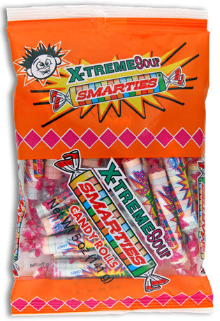 X-treme Sour Smarties<sup>®</sup>