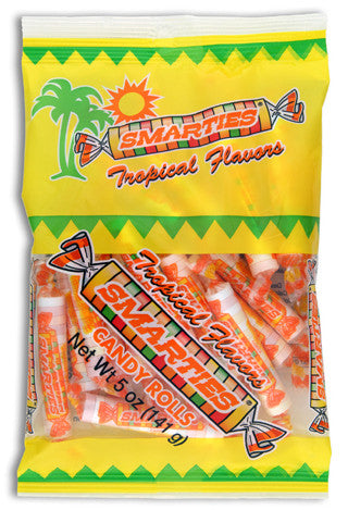 Tropical Smarties<sup>®</sup>
