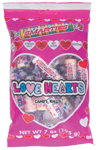Smarties<sup>®</sup> Love Hearts