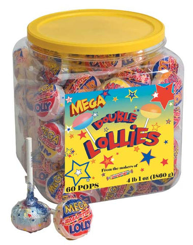 Smarties<sup>®</sup> Mega Lollies