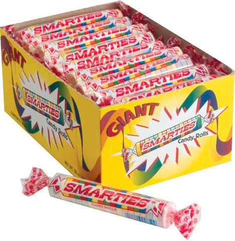 Giant Smarties<sup>®</sup>