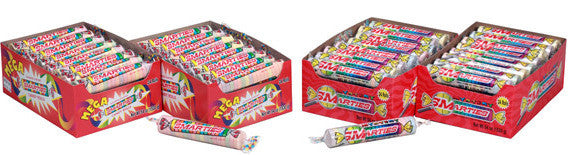 Mega Smarties<sup>®</sup> & Mystery Smarties<sup>®</sup> <span>Combo Pack (2 boxes of each)</span>
