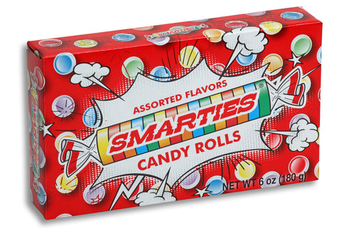 Smarties<sup>®</sup> Theater Box <span>6 ounces per box, case of 12 boxes</span>