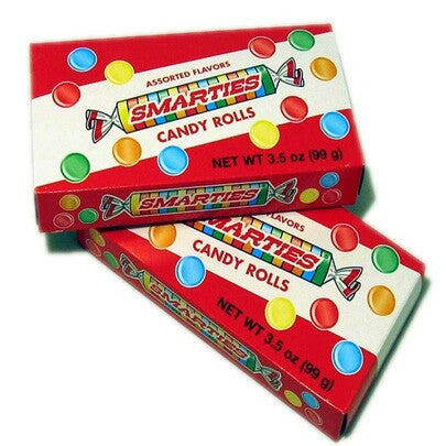 Smarties<sup>®</sup> Theater Box <span>3.5 ounces per box, case of 12 boxes</span>