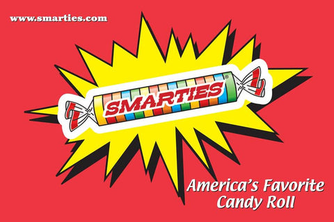 Smarties<sup>®</sup> Poster